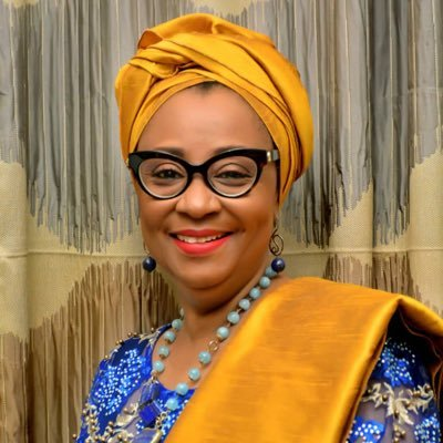 Hadiza El-Rufai, Chairperson Northern Governors Wives Forum