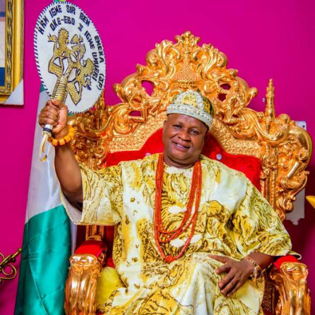 How suspected IPOB members killed Anambra monarch suspended for visiting Buhari